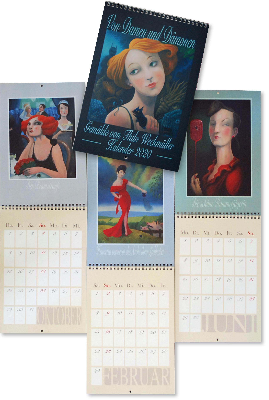 Kalender 2020 von ThiloWeckmüller