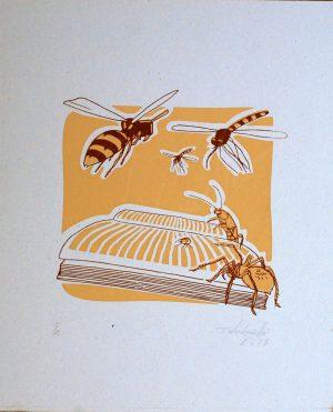 Lesende Insekten – »Marquis de Sade – Die 120 Tage von Sodom«