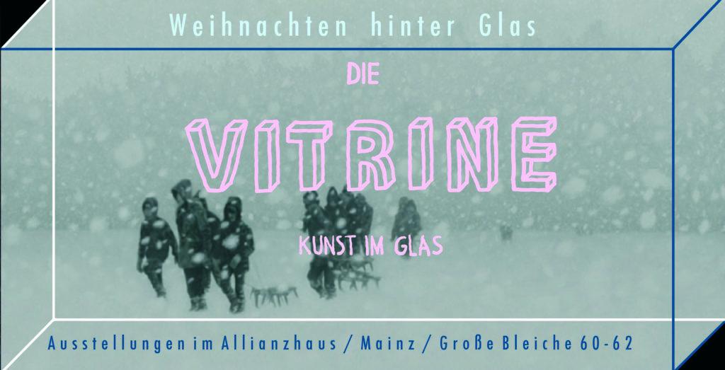 Weihnachten hinter Glas – Die Vitrine – Ausstellung mit Kunst von Thilo Weckmüller