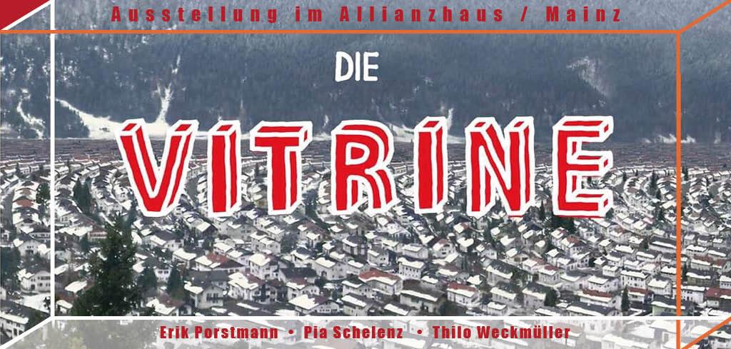 »Die Vitrine« 2 Ausstellung in Mainz Oktober bis November 2020