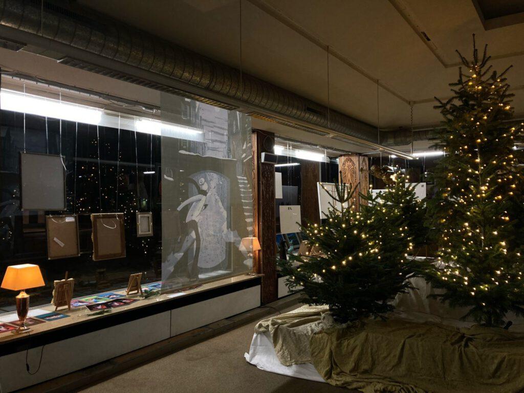 Ausstellung ab 08.12.2020–17.01.2021 in Mainz – Weihnachten hinter Glas – Atmosphäre 1