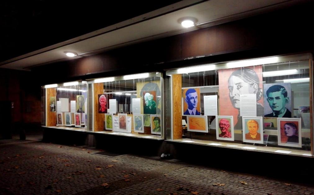 Dokumentation der Ausstellung »Trotz alledem!« 1 – Portraits des antifaschistischen Widerstandes 1933–1945