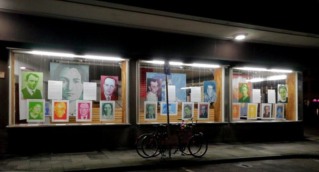 Dokumentation der Ausstellung »Trotz alledem!« 9 – Portraits des antifaschistischen Widerstandes 1933–1945