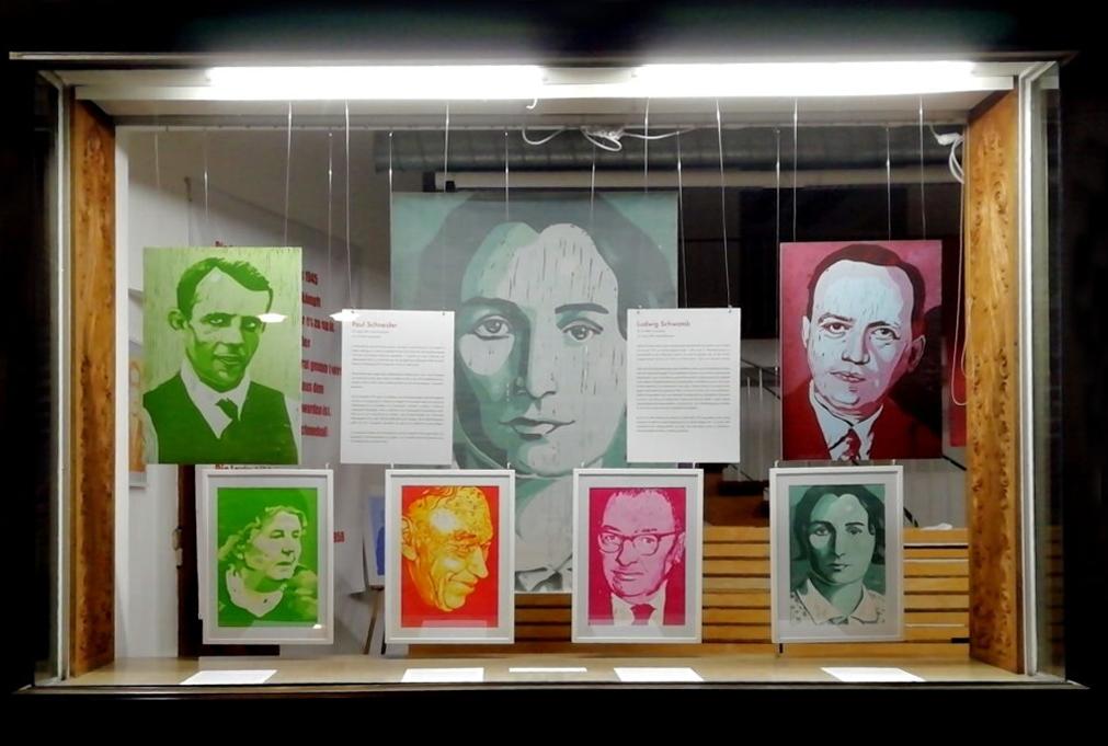 Dokumentation der Ausstellung »Trotz alledem!« 2 – Portraits des antifaschistischen Widerstandes 1933–1945