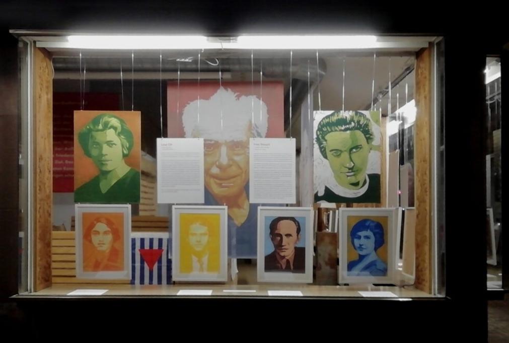 Dokumentation der Ausstellung »Trotz alledem!« 5 – Portraits des antifaschistischen Widerstandes 1933–1945