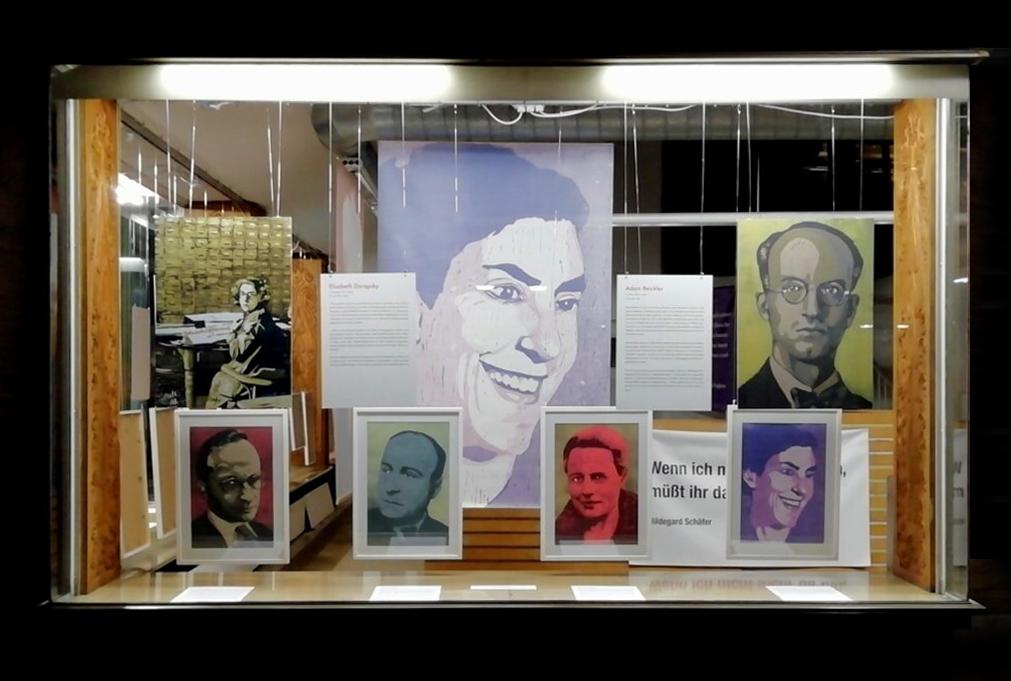 Dokumentation der Ausstellung »Trotz alledem!« 6 – Portraits des antifaschistischen Widerstandes 1933–1945
