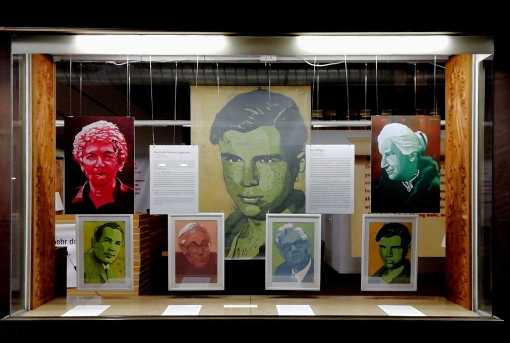 Dokumentation der Ausstellung »Trotz alledem!« 7 – Portraits des antifaschistischen Widerstandes 1933–1945