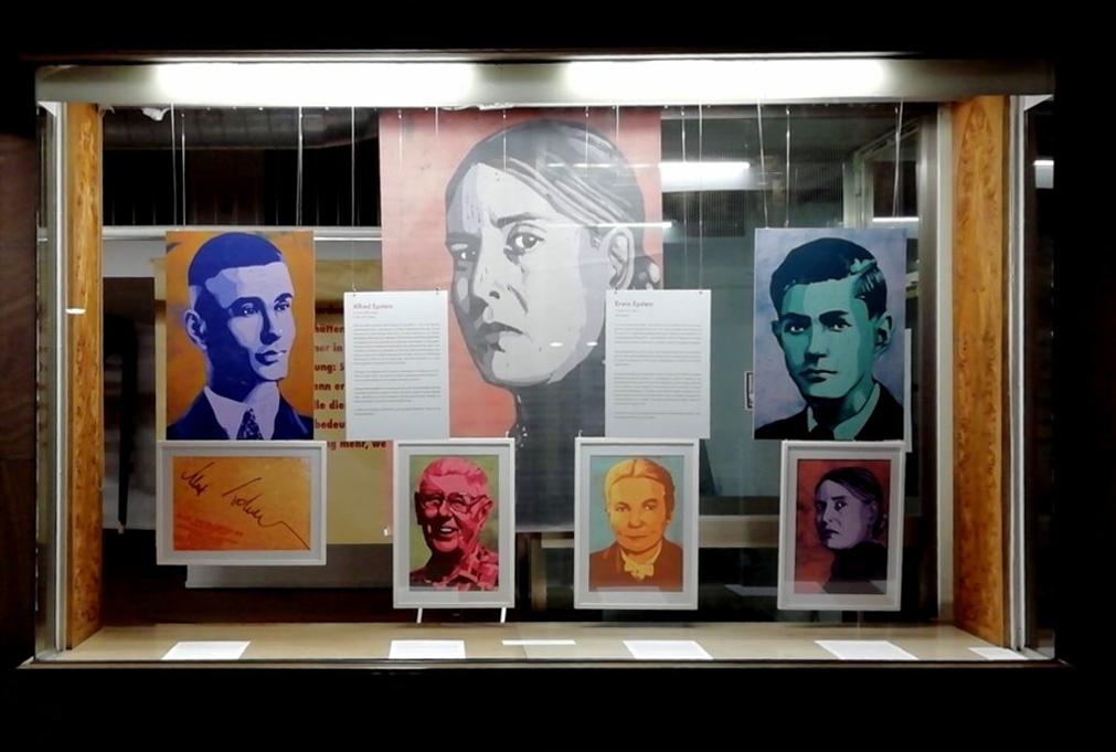 Dokumentation der Ausstellung »Trotz alledem!« 8 – Portraits des antifaschistischen Widerstandes 1933–1945