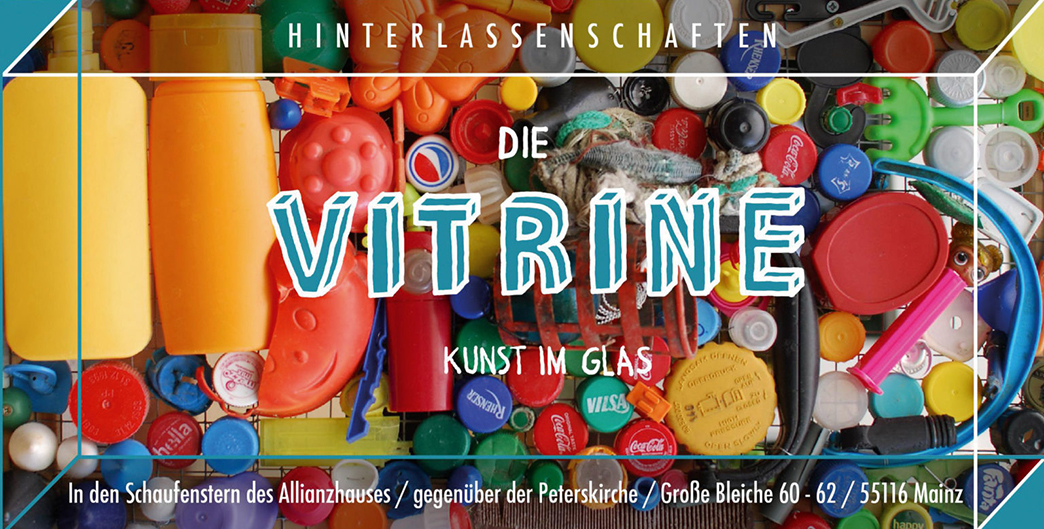 Ausstellung »Hinterlassenschaften« mit Arbeiten von Thilo Weckmüller